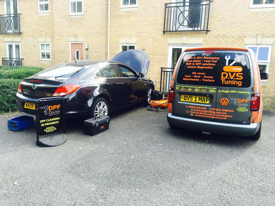 DPF Fixed In Kent -