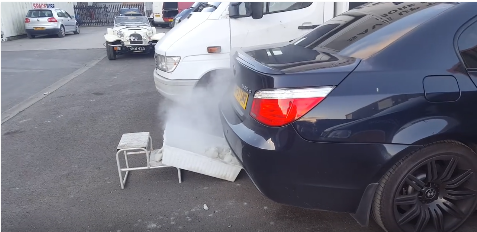 BMW 535D DPF Fault Fixed - DPF Cleaning - The DPF Doctor
