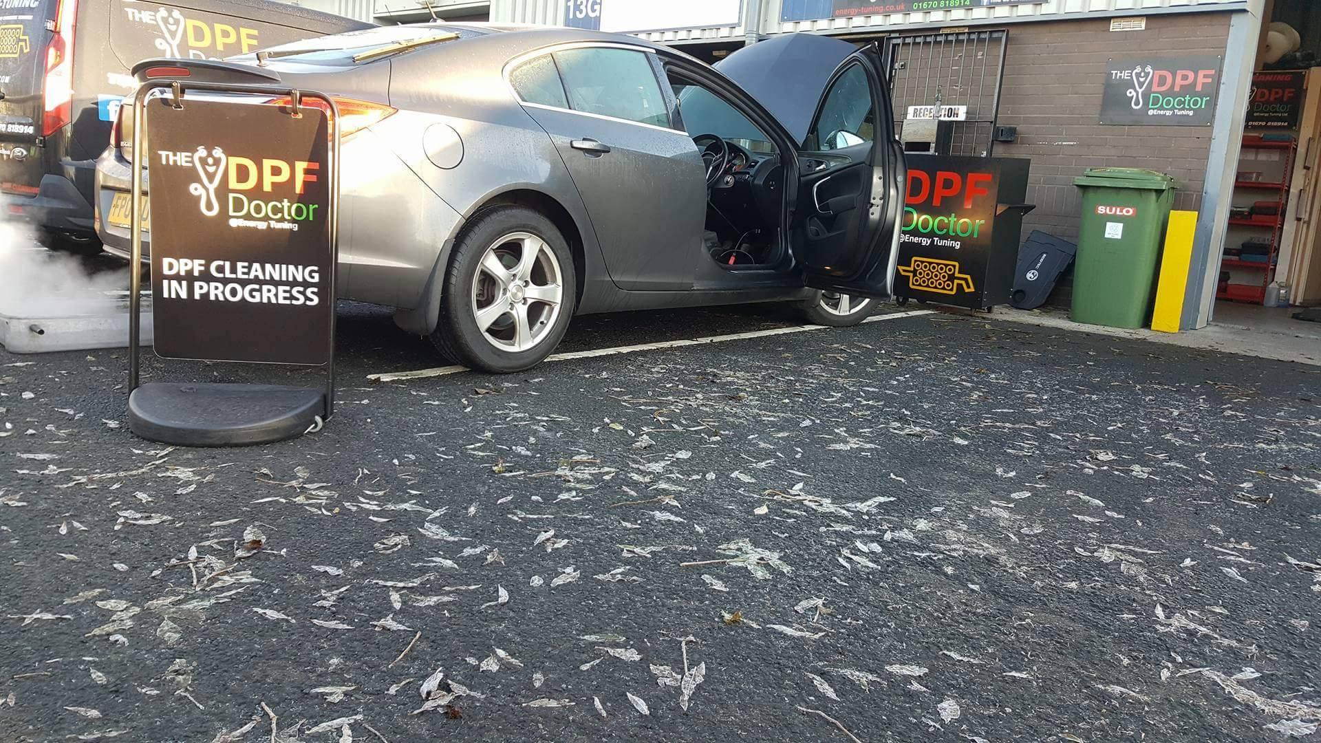 Vauxhall Insignia Fixed! -