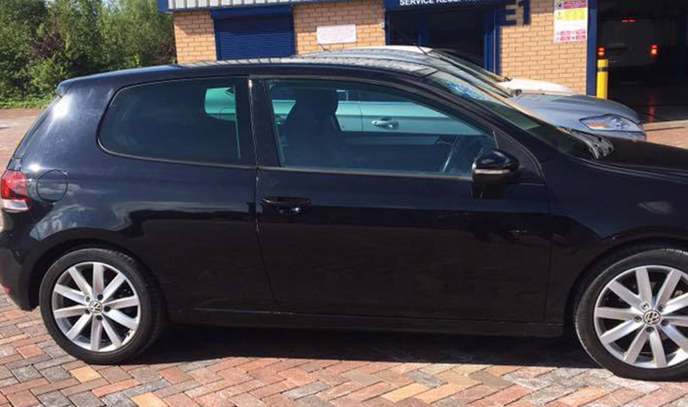 VW Golf 2 0TDI Fault code P2458 Fixed in Stoke -