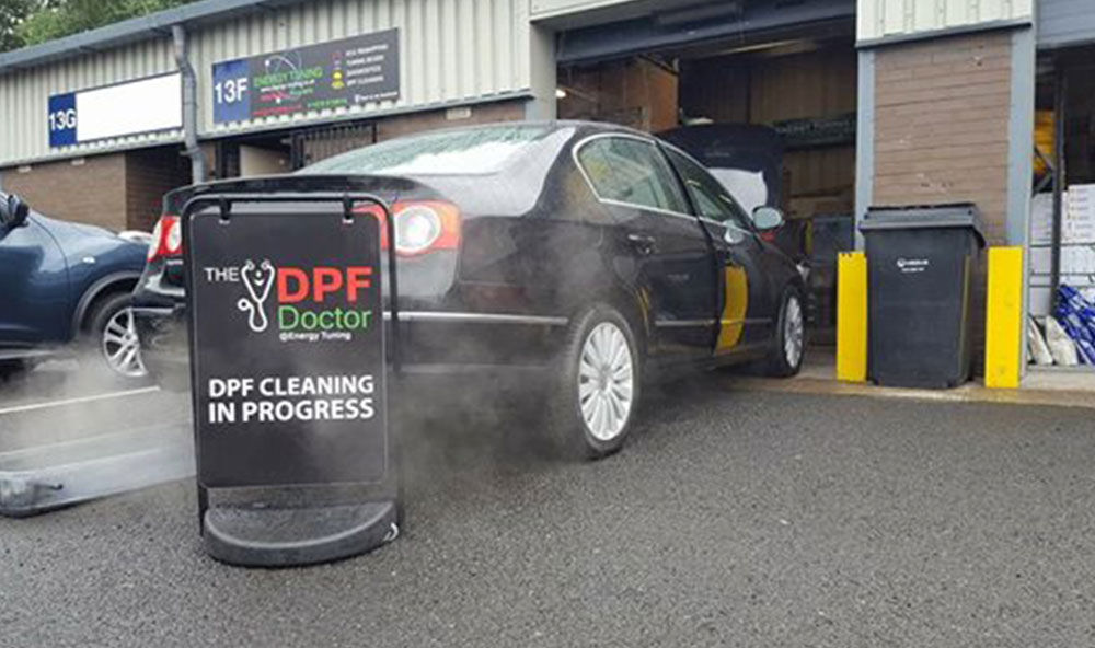DPF Clean VW Passat