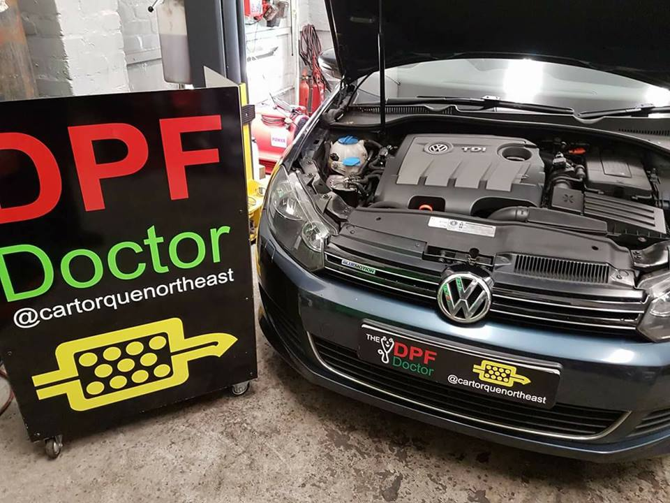 DPF Clean in Newcastle