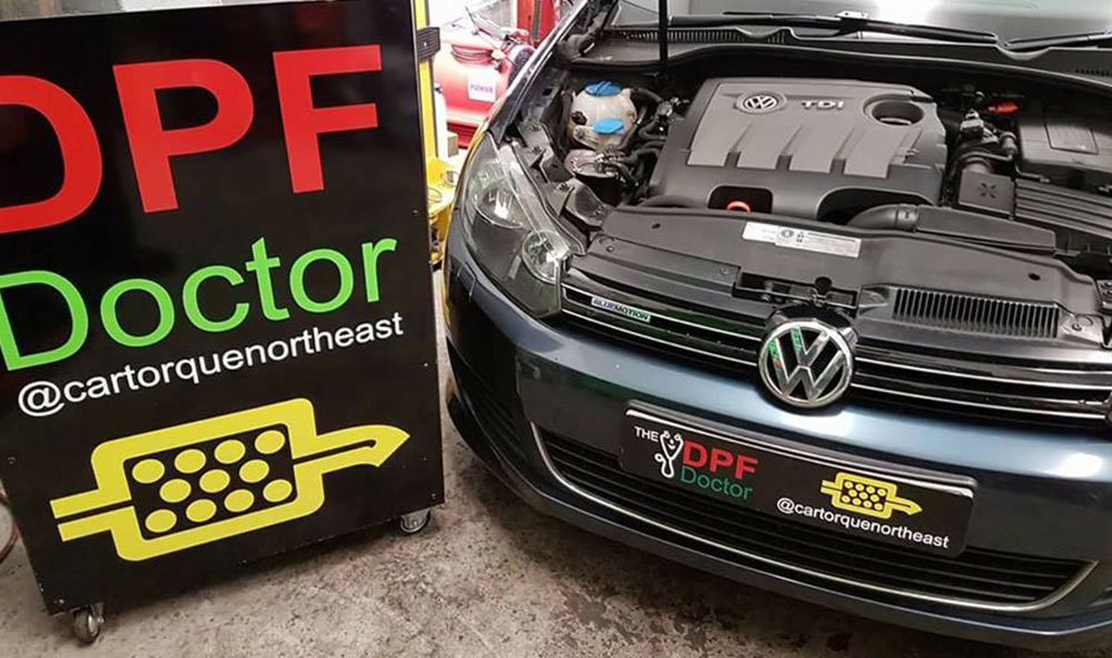 DPF Cleaner Newcastle
