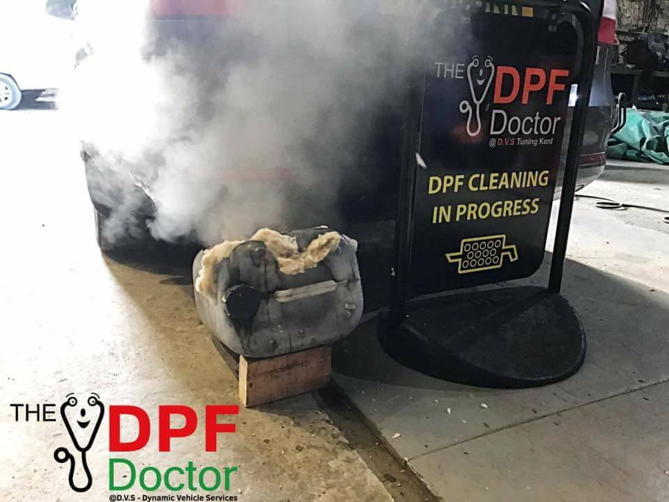 DPF Cleaning Deal Kent