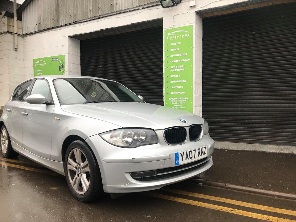 DPF Clean Peterborough BMW