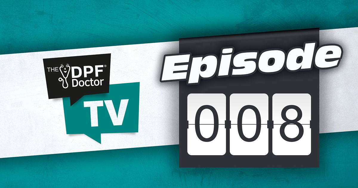 The DPF Doctor TV Episode Eight