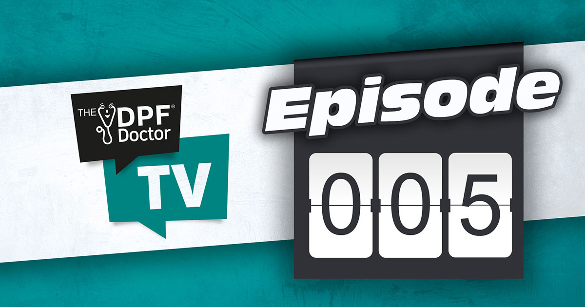 The DPF Doctor TV Episode Five