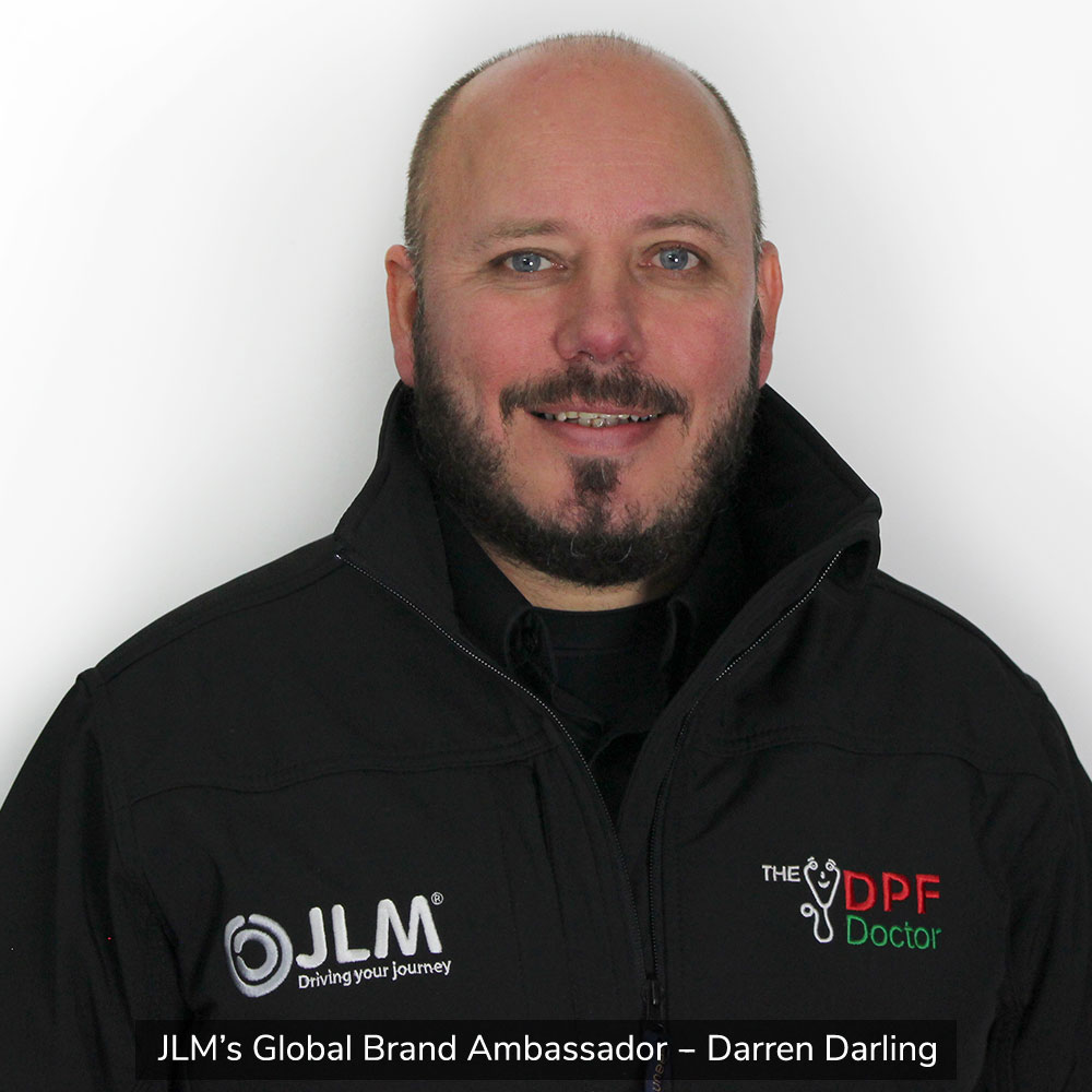 JLM Lubricants and The DPF Doctor