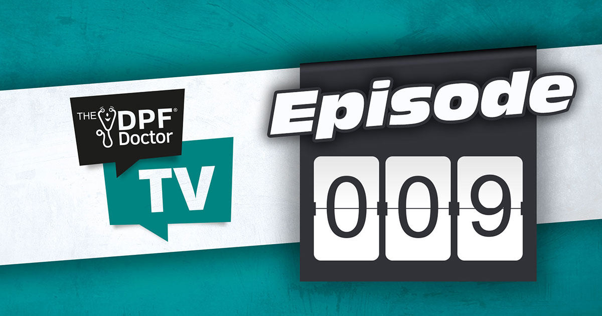 The DPF Doctor TV - Episode 9