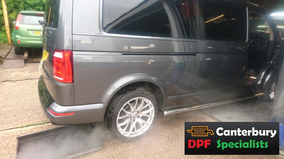 Volkswagen DPF Cleaning Company in Canterbury
