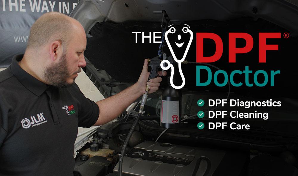 dpf cleaning company Edinburgh