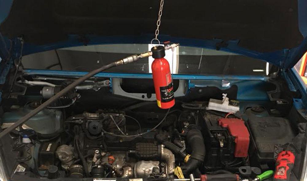Citroen DPF Repair in Falkirk