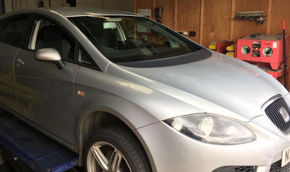 2008 Seat Leon FR DPF Rectified & Clean in Falkirk