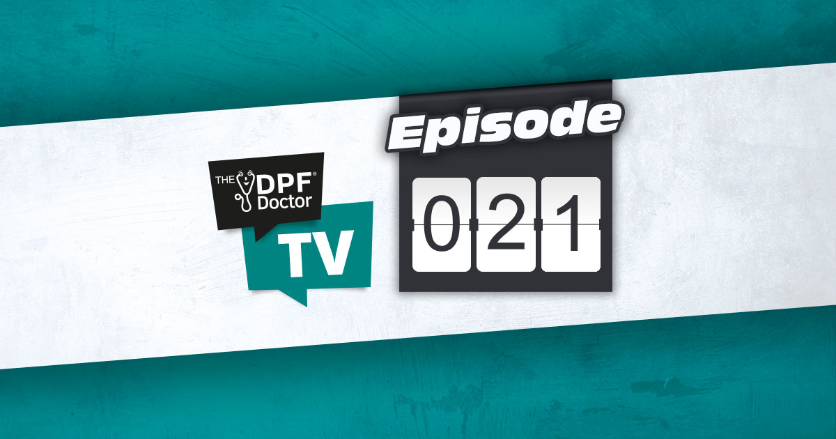 The DPF Doctor TV Episode 21