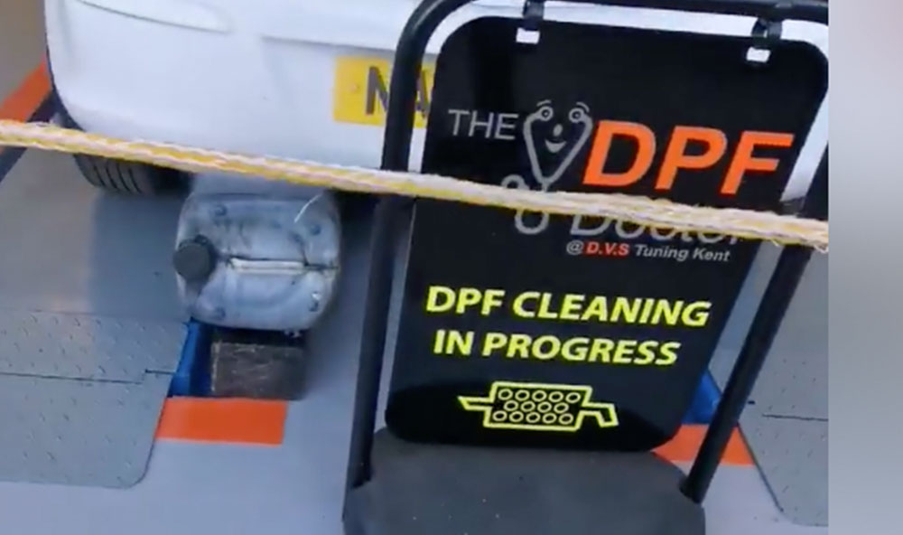 DPF Clean Corsa in Folkestone
