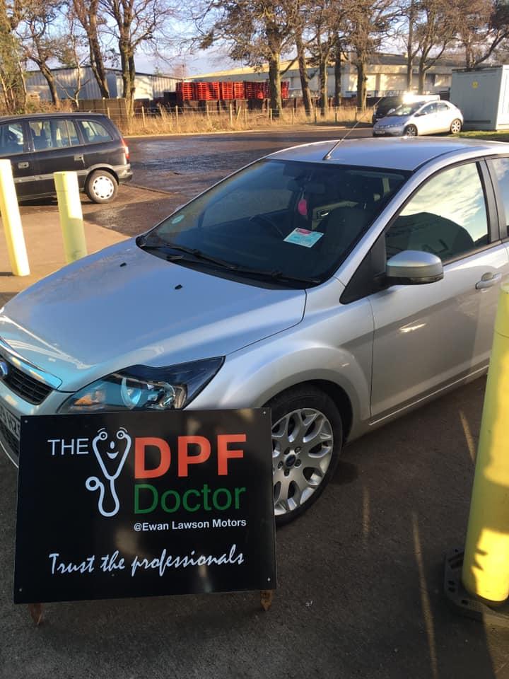 DPF Assessments in Falkirk