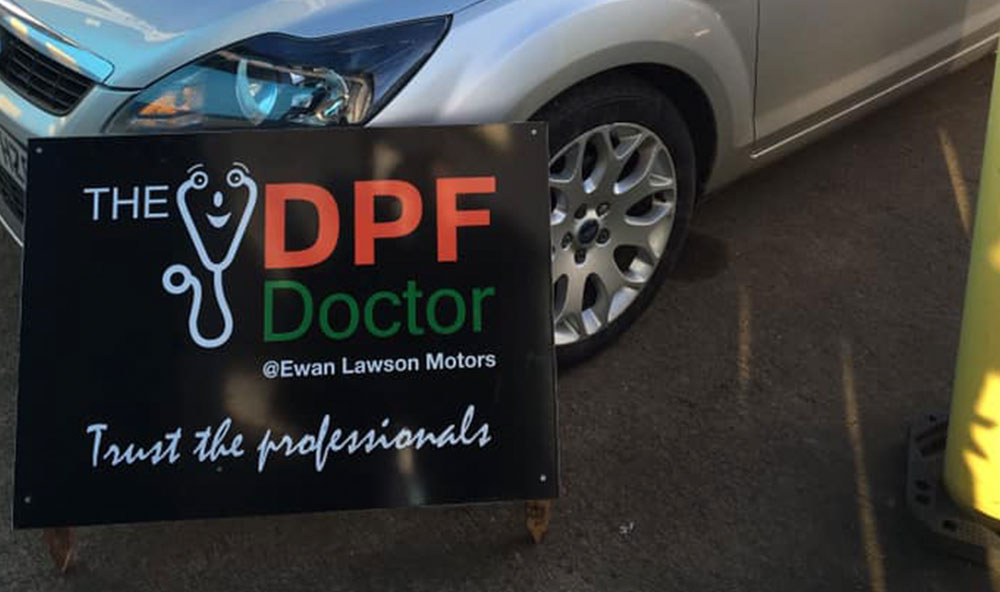 DPF Assessments in Falkirk