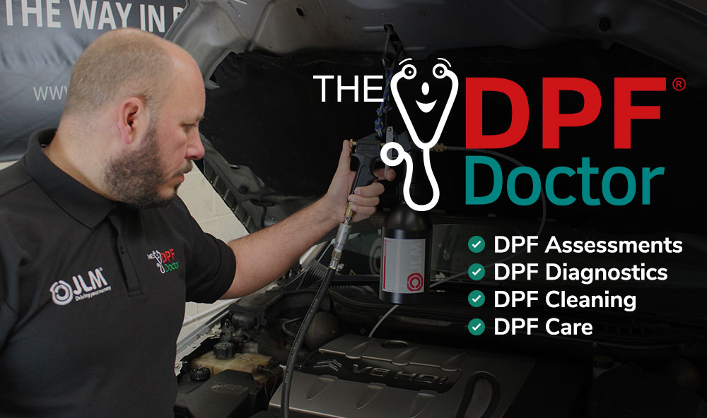 DPF Cleaning Ulverston & Barrow-in-Furness